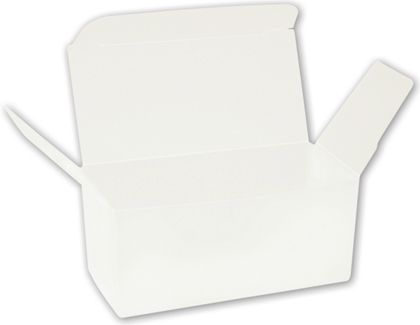 Frosted Ballotin Boxes, 2 5/8 x 1 5/16 x 1 1/4""
