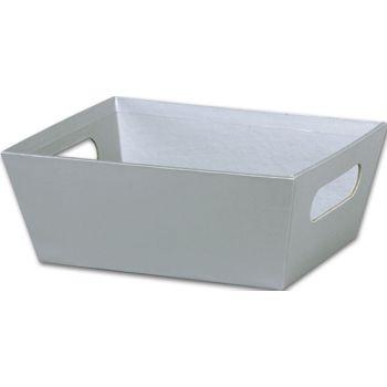 Silver Market Trays, 9 x 7 x 3 1/2