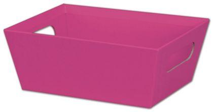 """Fuchsia Market Trays, 9 x 7 x 3 1/2"""""""