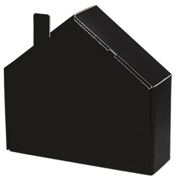 Black House Decorative Mailers, 10 1/2 x 10 x 3