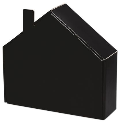 Black House Decorative Mailers, 10 1/2 x 10 x 3""
