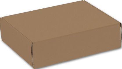 Kraft Decorative Mailers, 12 x 9 x 3""