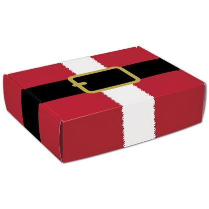 Santa's Belt Decorative Mailers, 12 x 9 x 3""