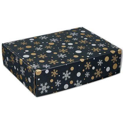 "Christmas Elegance Decorative Mailers, 12 x 9 x 3"""