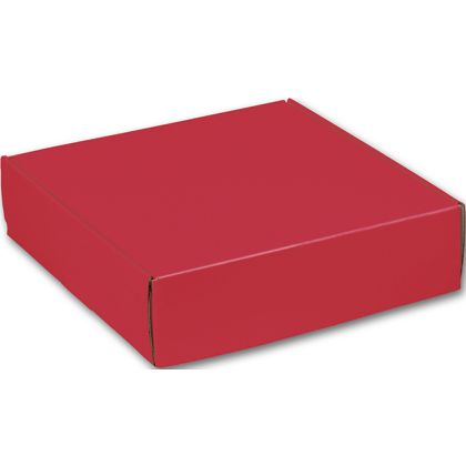 Red Decorative Mailers, 12 x 12 x 3""