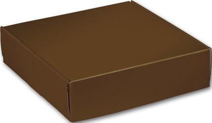 Chocolate Decorative Mailers, 12 x 12 x 3""