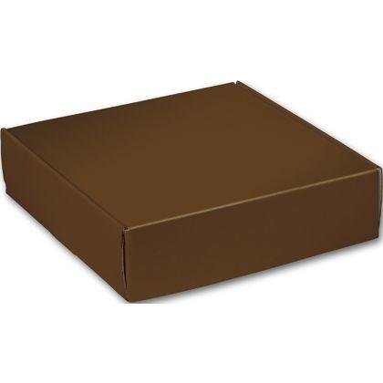 "Chocolate Decorative Mailers, 12 x 12 x 3"""