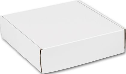 White Decorative Mailers, 12 x 12 x 3""