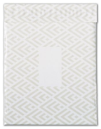 Diamonds Poly Mailers, 10 x 13