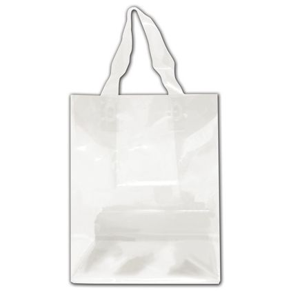 "Clear Transparent Bags, 8 x 5 x 10"""