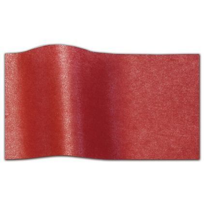 """Scarlet Pearlesence Tissue Paper, 20 x 30"""""""