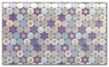Hanukkah Gelt Tissue Paper, 20 x 30