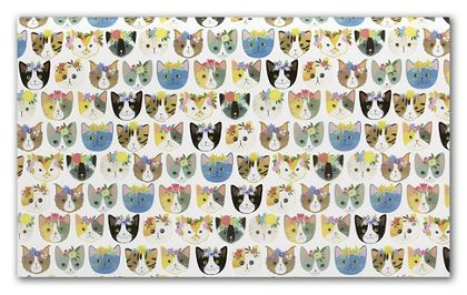 """Kitty Cats Tissue Paper, 20 x 30"""""""