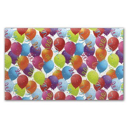 """Balloon White Tissue Paper, 20 x 30"""""""