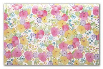 Watercolor Petals Tissue Paper, 20 x 30