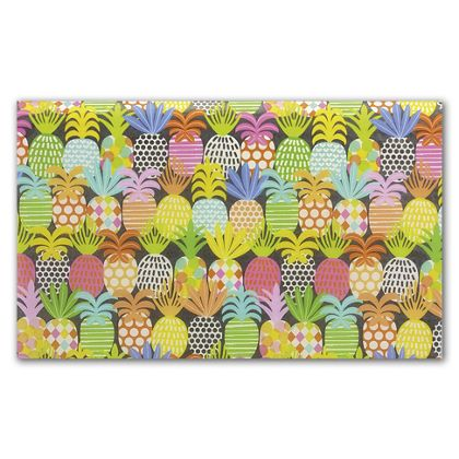 Pineapple Pop Tissue Paper, 20 x 30""