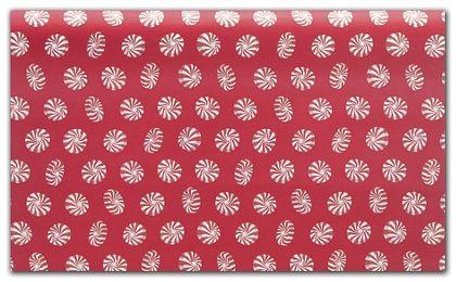 "Peppermints Tissue Paper, 20 x 30"""