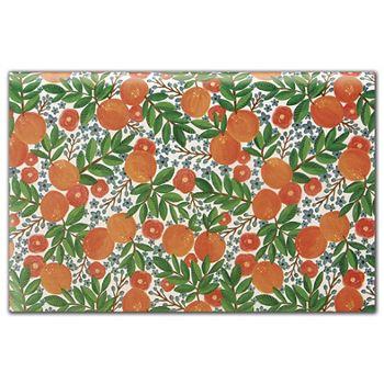 Mandarin Grove Tissue Paper, 20 x 30