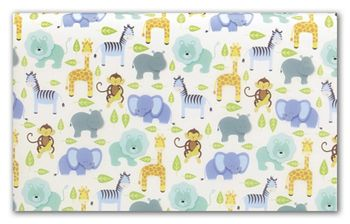Zoo Tissue Paper, 20 x 30