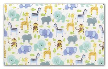 Zoo Tissue Paper, 20 x 30