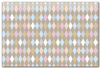 Harlequin Sherbert Tissue Paper, 20 x 30
