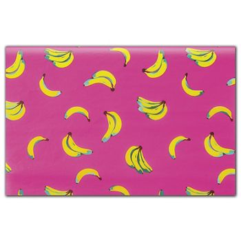 Going Bananas Tissue Paper, 20 x 30