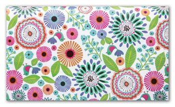 Pretty Petunia Tissue Paper, 20 x 30