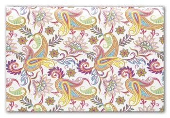 Paisley Tissue Paper, 20 x 30