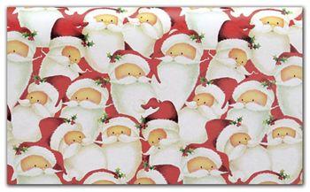 Santa Tissue Paper, 20 x 30