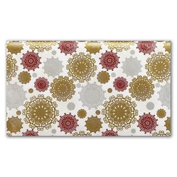 Snowfall Tissue Paper, 20 x 30