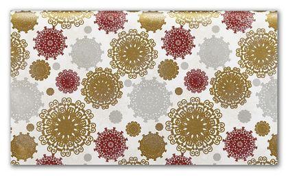 """Snowfall Tissue Paper, 20 x 30"""""""