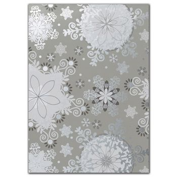 Frosty Flake Tissue Paper, 20 x 30""