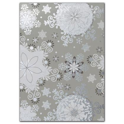 "Frosty Flake Tissue Paper, 20 x 30"""