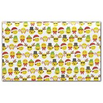 """Emoji Christmas Tissue Paper, 20 x 30"""""""