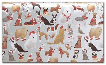 Santa's Helpers Tissue Paper, 20 x 30
