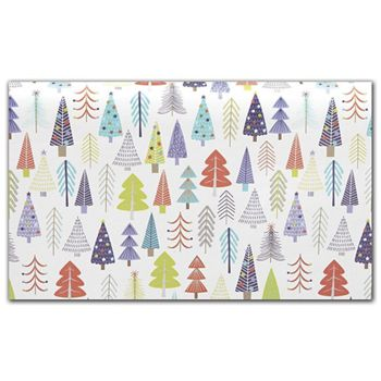 Tinsel Trees Tissue Paper, 20 x 30""