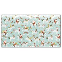 "Merry Unicorns Tissue Paper, 20 x 30"""