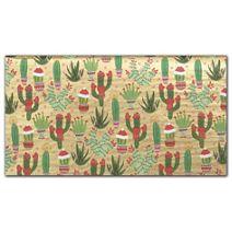 """Christmas Cactus Tissue Paper, 20 x 30"""""""