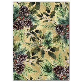 Elegant Pine Tissue Paper, 20 x 30