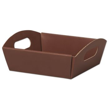 Chocolate Presentation Tray Boxes, 8 1/4 x 7 1/2 x 2 1/2