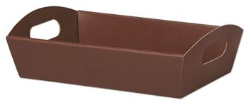 Chocolate Presentation Tray Boxes, 11 1/4 x 7 1/2 x 2 1/2