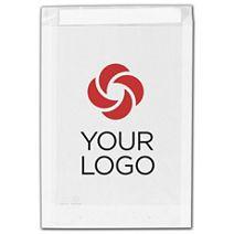 "Printed Vela Tissue Bags, 11 3/4 x 1 1/2 x 15 3/4"""