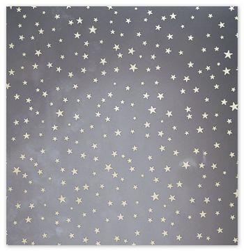Gold Stars Polypropylene Film Rolls, 30