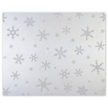 Snowflakes Polypropylene Film Rolls, 30