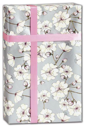 Cherry Blossom Gift Wrap, 30