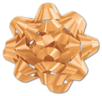 Gold Splendorette Diamond Bows, 4 1/4