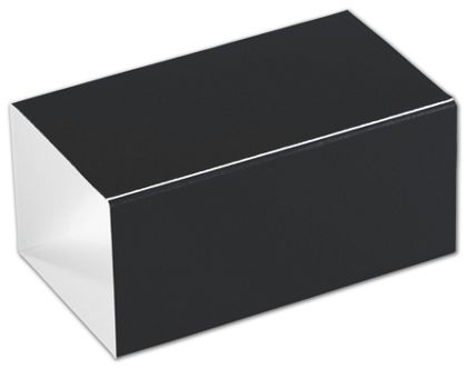 Black 2-Truffle Confectionery Sleeves