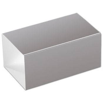 Silver 2-Truffle Confectionery Sleeves