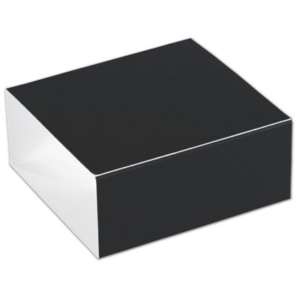 Black 4-Truffle Confectionery Sleeves