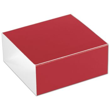 Red 4-Truffle Confectionery Sleeves